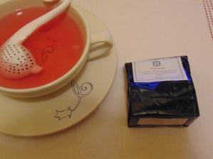 A tea viszont a BigBenből