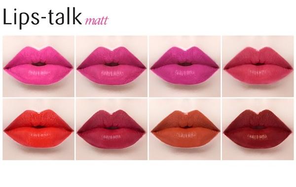 etude chiffon lipstick matt