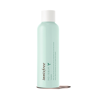 innisfree no sebum toner1