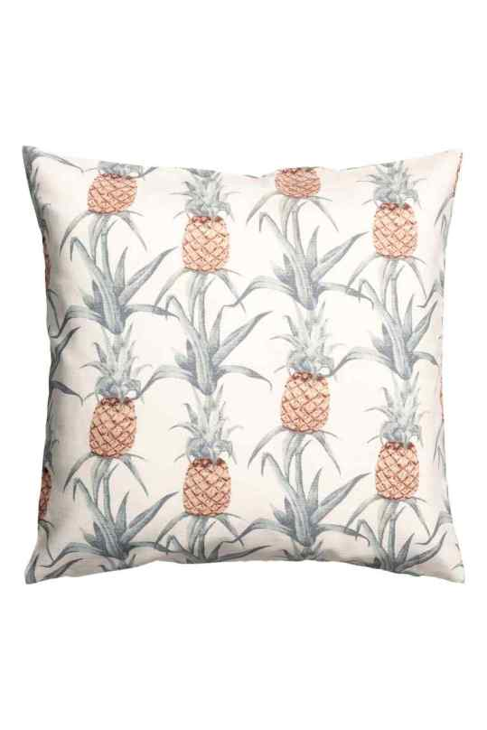 sok mintás ananász párnah