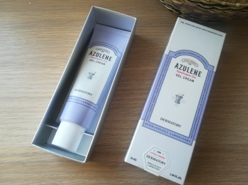 Dermatory Azulene gel-creme