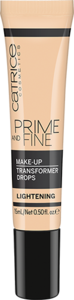 catrice prime and fine lightening drops