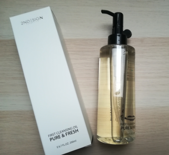 2ndesign cleansing oil